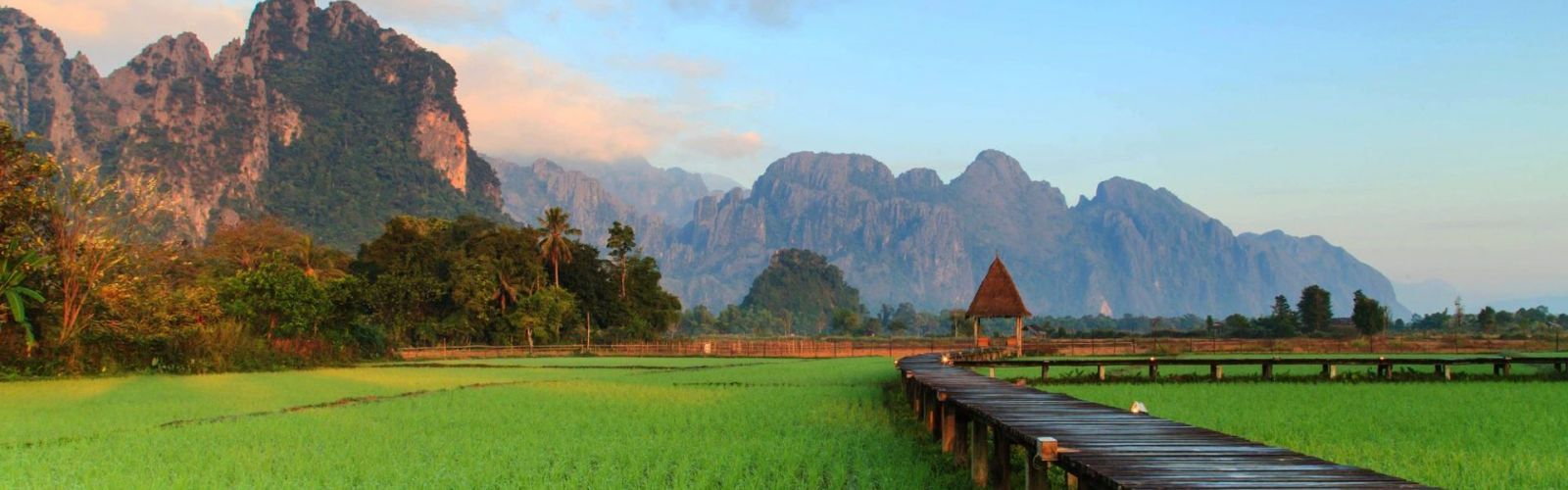 Laos Hill Tribes and Trekking Tours