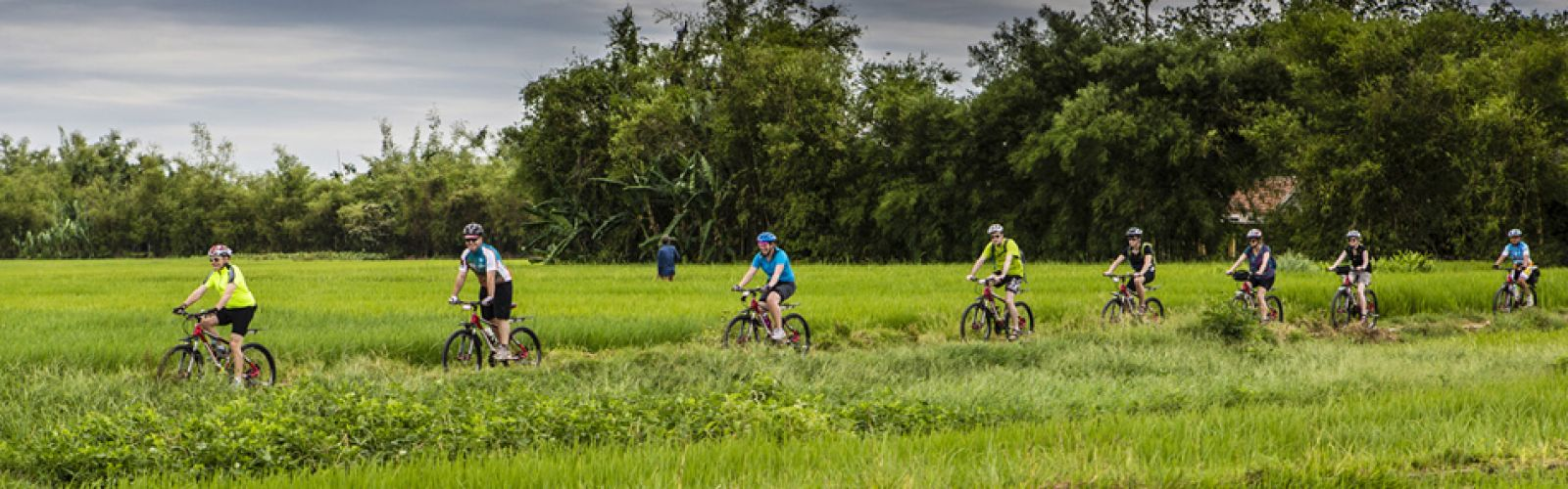 Vietnam Cycling and Motorbiking Tours