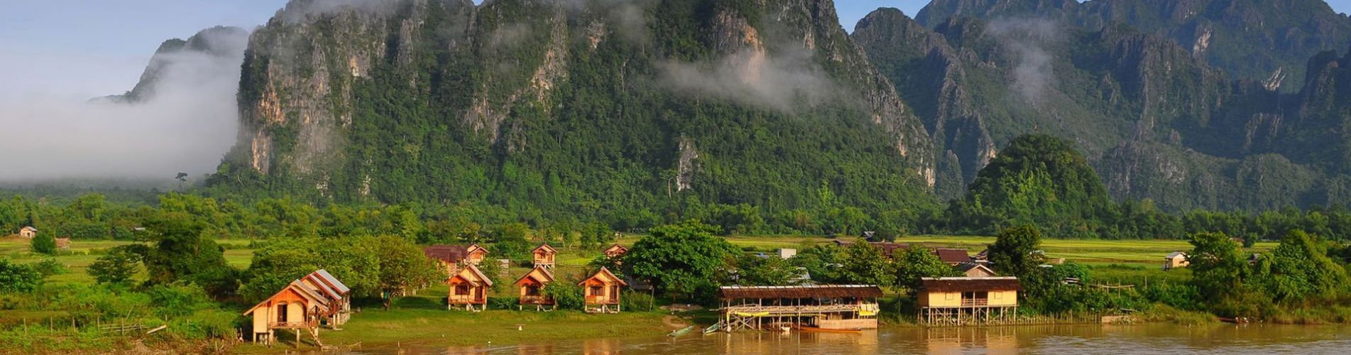 Destinations in Laos