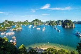 Ha Long Bay Enters Global List Of Best Sunrise Spots