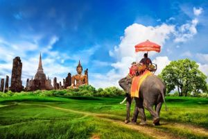 34 Days Fantastic Circle Of Thailand, Laos, Vietnam & Cambodia Tour