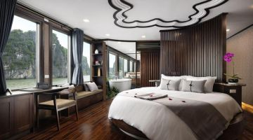 Orchid Exclusive Suite Cabin