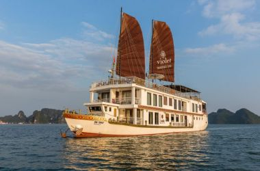 Halong Violet Cruise