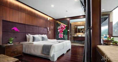 Premium Suite Cabin With Balcony
