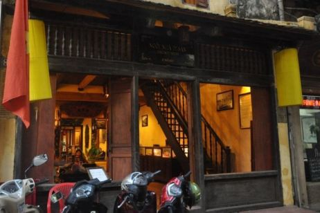 Hanoi Ancient House at 87 Ma May Street