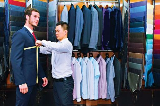 Steps to choose a tailor