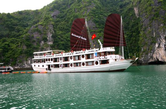 Oriental Sails Cruise 2 days