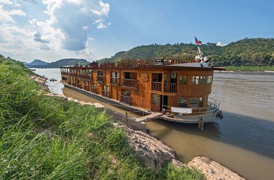 Mekong Pearl Cruise 6 days