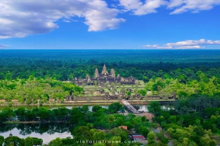 Siem Reap Tour: Angkor Wat & Kbal Spean River Of 1000 Lingas