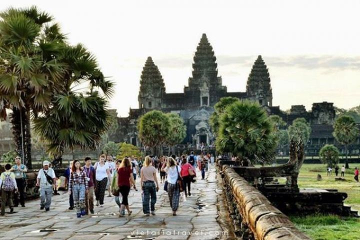 Siem Reap - Angkor Wat Highlights Tour