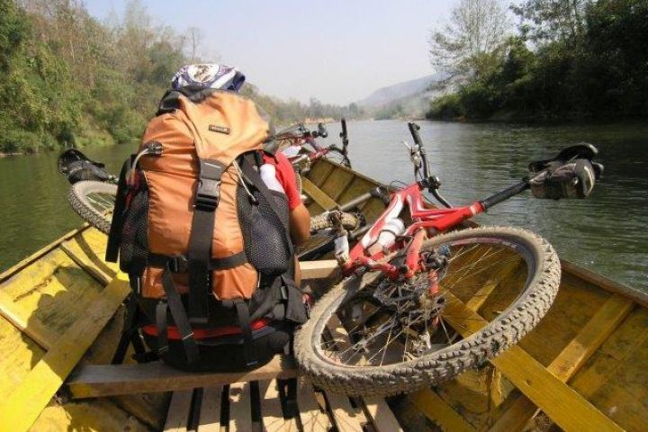 Luang Prabang: Elephant Ride, Adventure And Homestay Tour