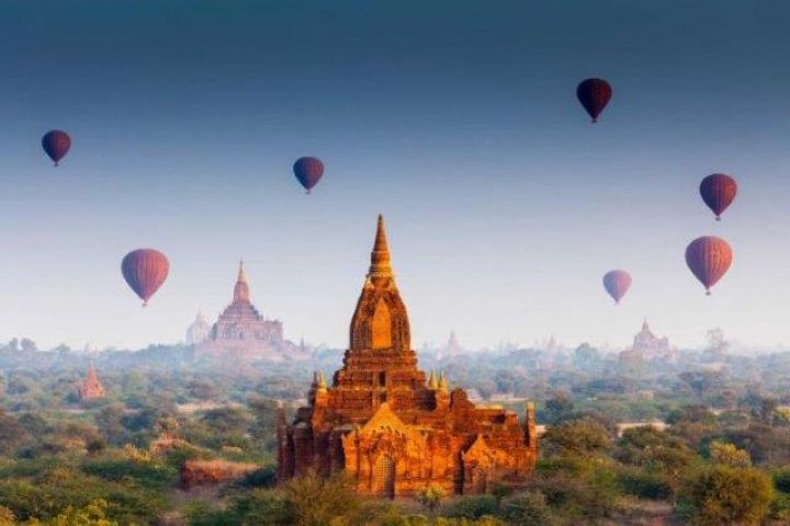 Myanmar Highlights Tours
