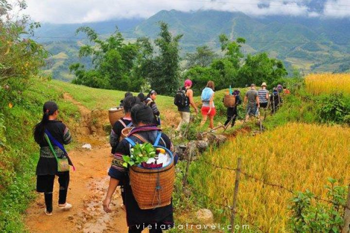 3 Days Sapa Tour With Homestay By Train
