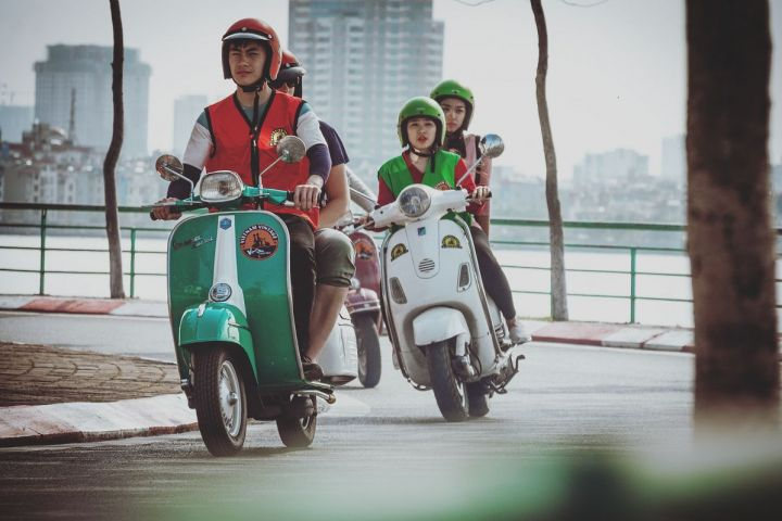 The Insider's Hanoi Tour By Vespa