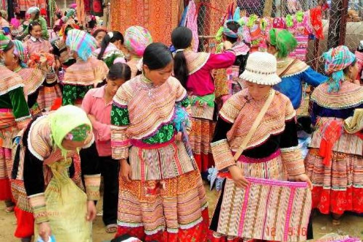 H'mong Traditional Textiles