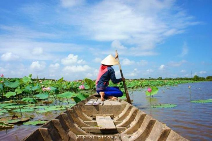 Discovery The Mekong Delta In One Day