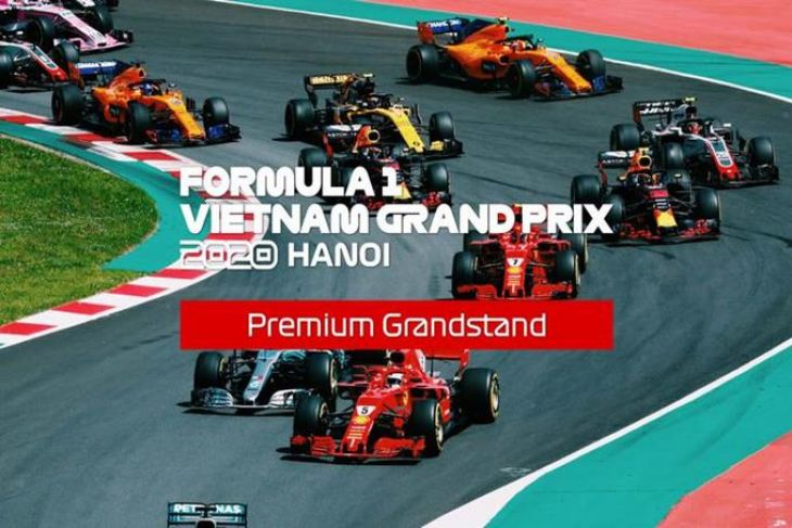 Formula 1 Vietnam Grand Frix 2020 In Hanoi
