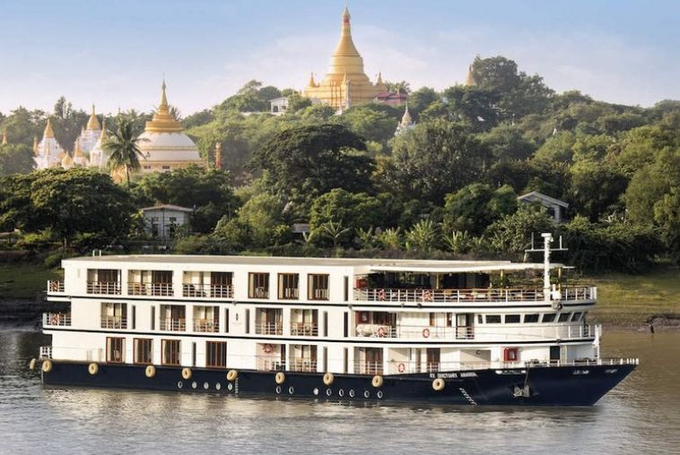 Sanctuary Ananda Cruise