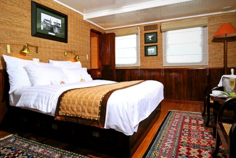 Captain Suite Cabin
